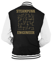 STEAMPUNK ENGINEER VARSITY - INSPIRED BY STEAMPUNK